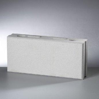 Kalkzandsteen vellingblok 43,7x10x10cm (2e keus)