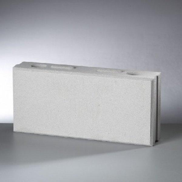 Kalkzandsteen vellingblok 43,7x10x10cm (2e keus) (€0,70)
