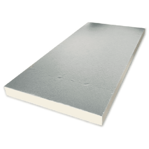PIR 2-zijdig aluminium isolatieplaten 1200x600x200mm (B-keus)