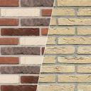 Waal(hil)formaat Massief Vuilwerk metselstenen (€0,16)