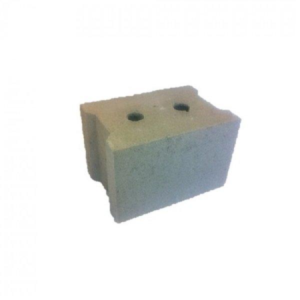 Betonblokken 29x20x19cm (2e keus) (€1,16)