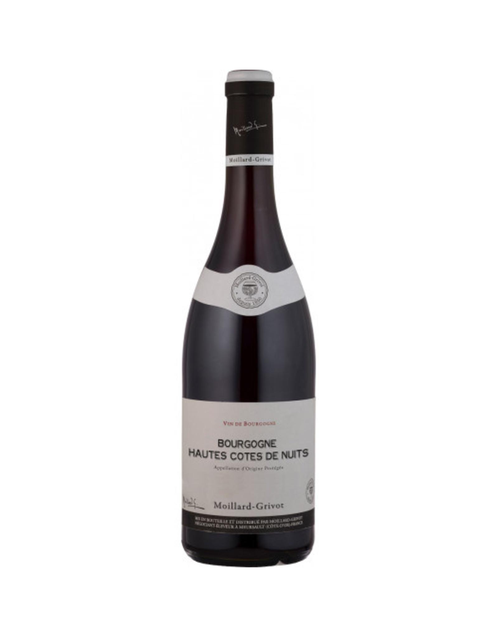 Moillard Grivot Moillard-Grivot Bourgogne Hautes Côtes de Nuits Pinot Noir