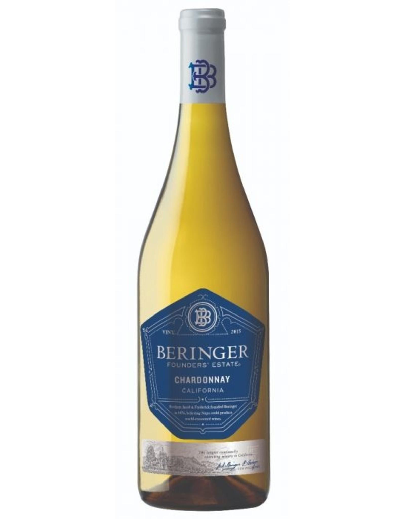 Beringer Beringer Founders Estate Chardonnay