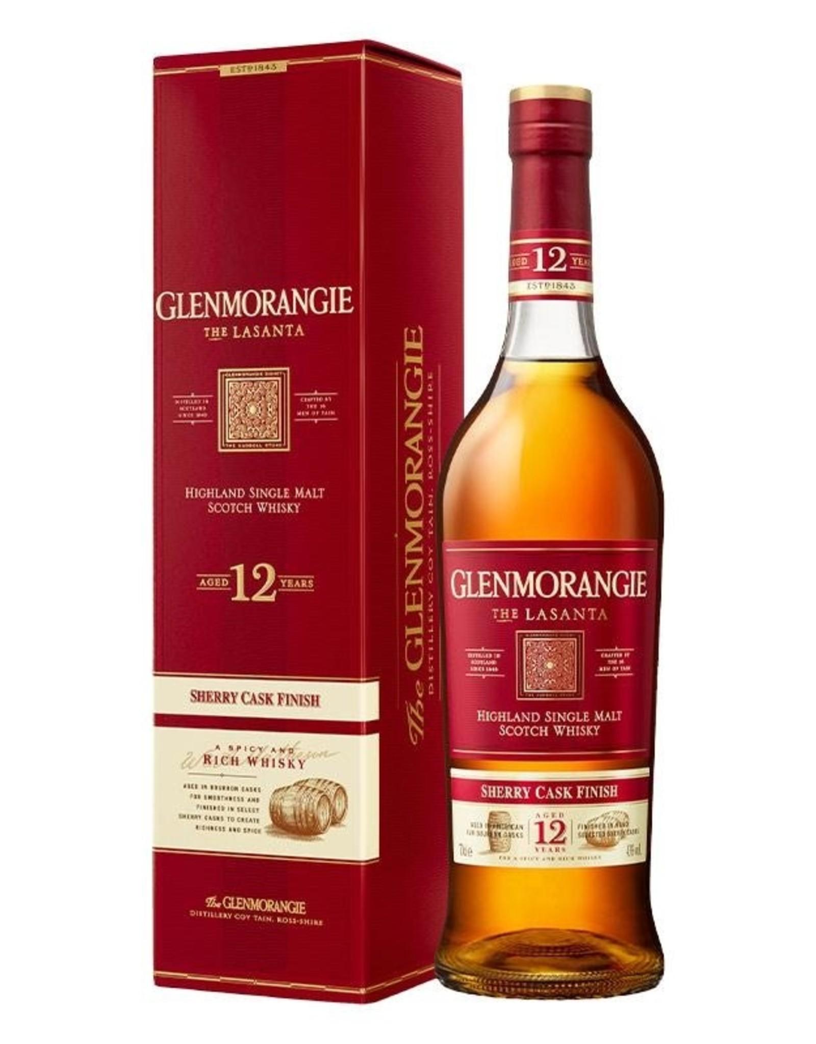 Glenmorangie Glenmorangie The Lasanta 70cl