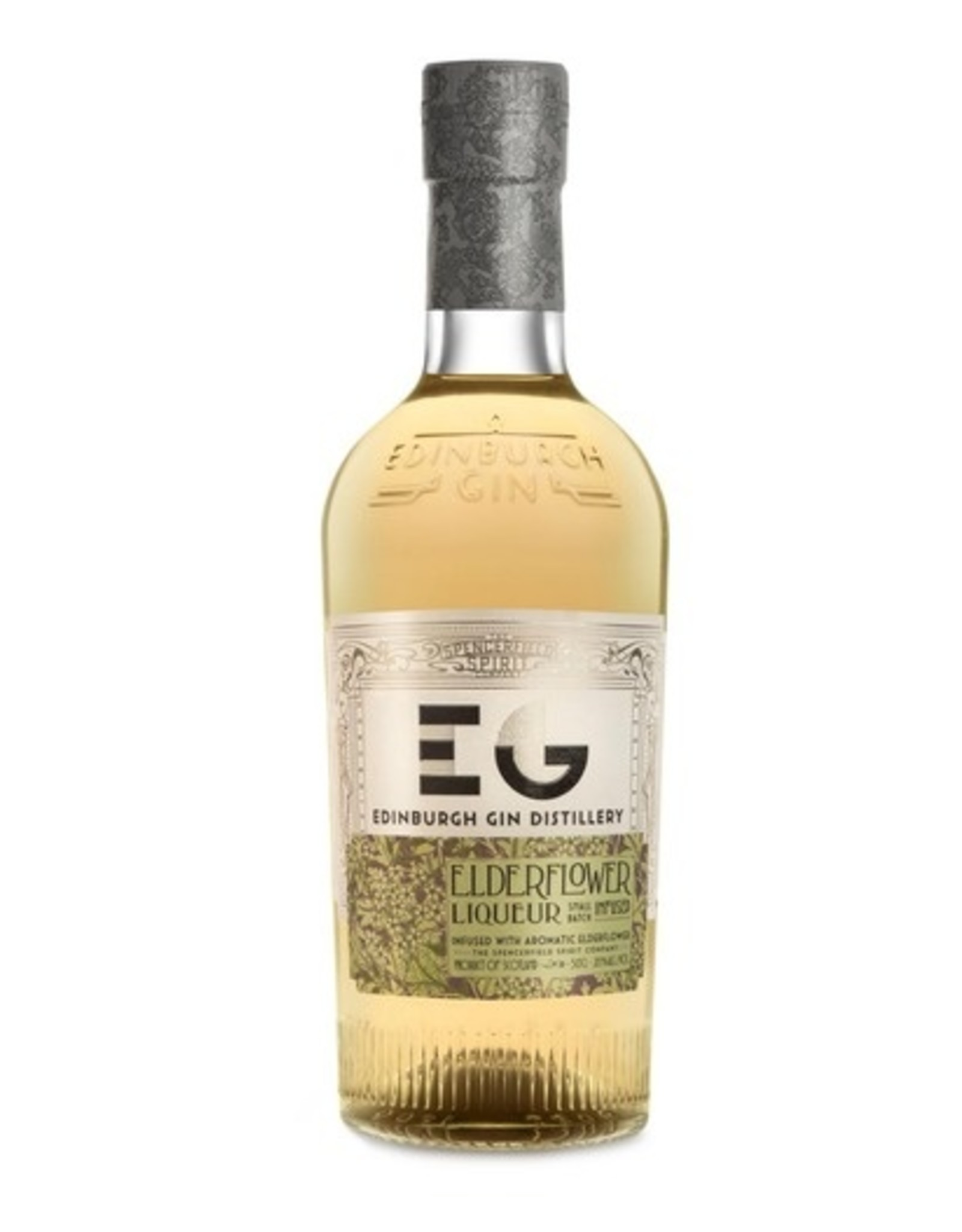 Edinburgh Edinburgh Gin Liquor Elderflower