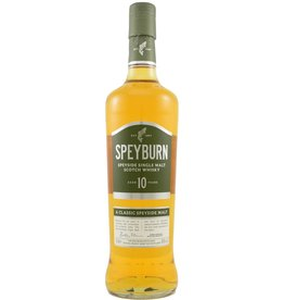 Speyburn Speyburn 10 years