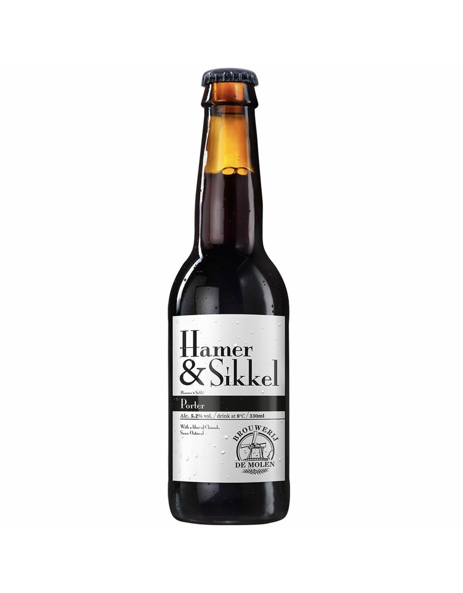 Brouwerij de Molen Brouwerij de Molen Hamer & Sikkel