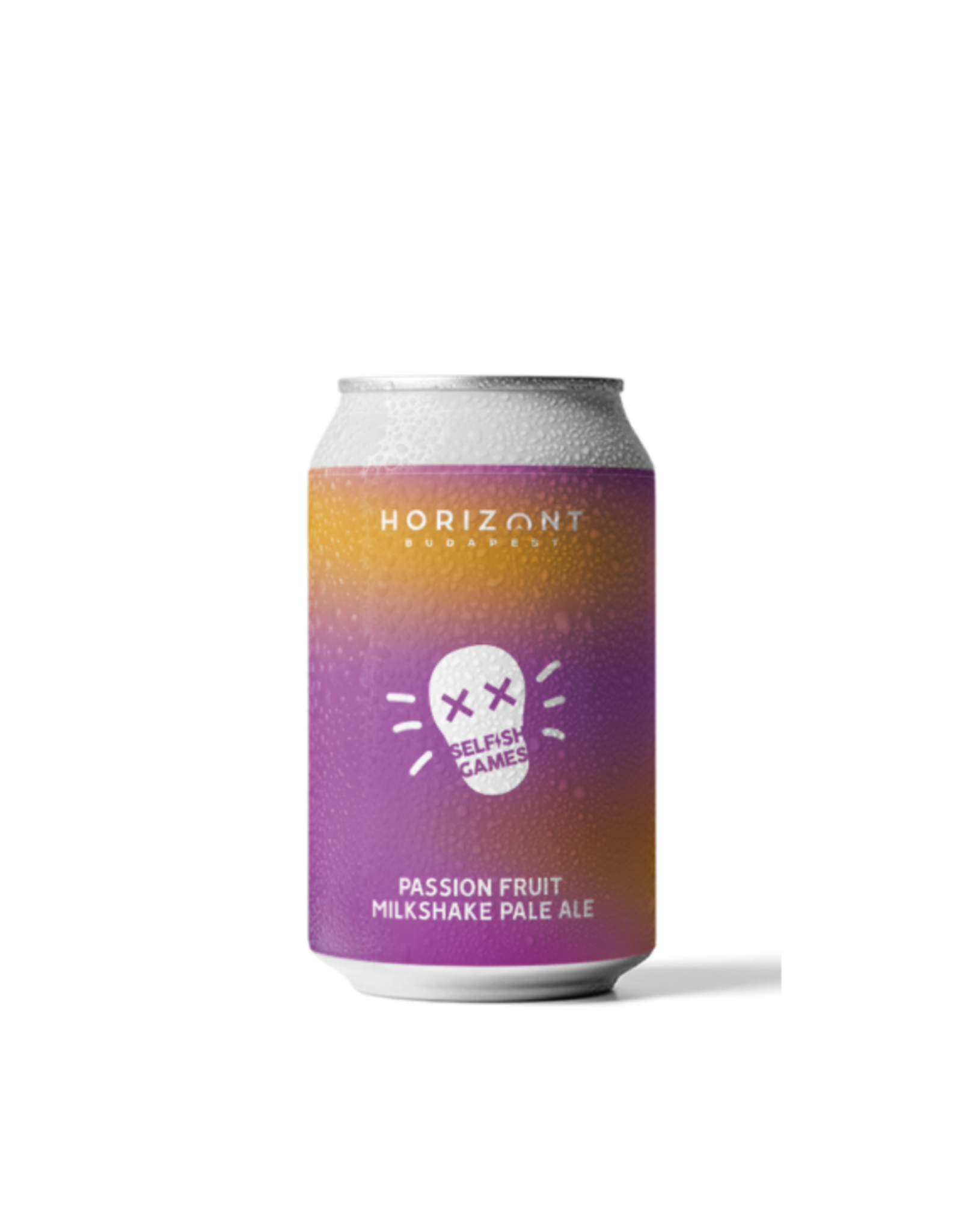 Horizont Horizont Passion Fruit Milkshake Pale Ale