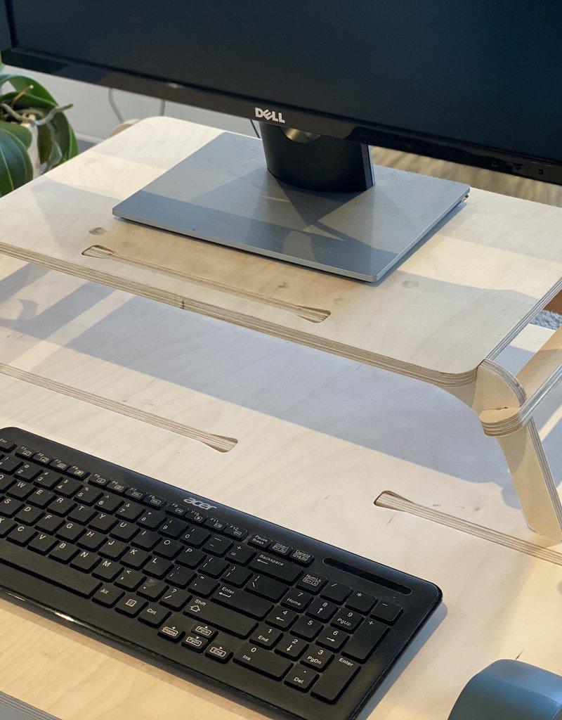 Compaqt Monitor Desk