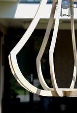 Compaqt Wooden Design Lamp