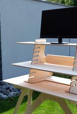 Compaqt Multimonitor Desk