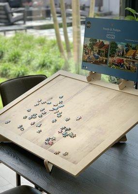 Compaqt Puzzle Desk
