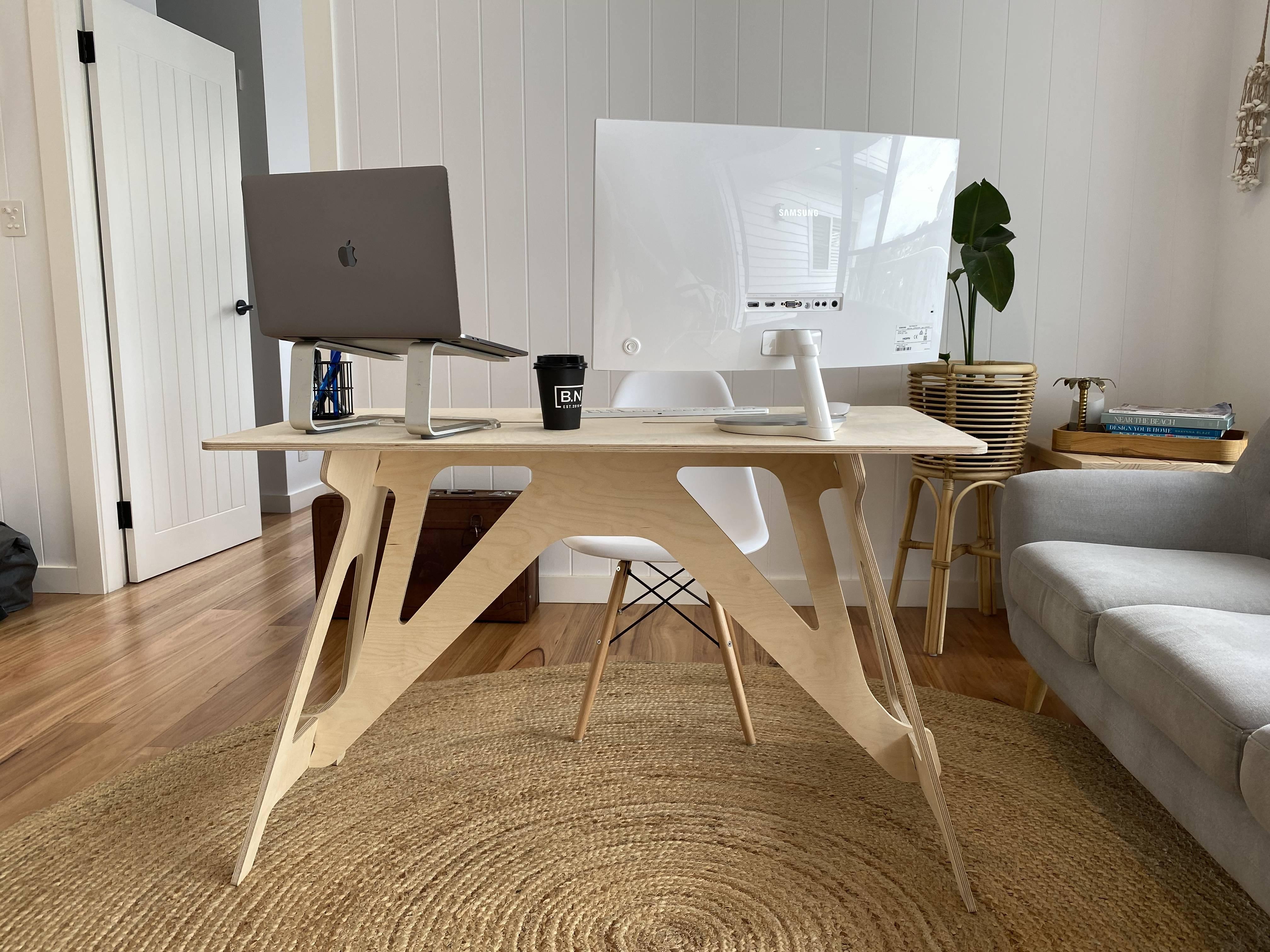 Creëer je ideale thuiswerkplek
