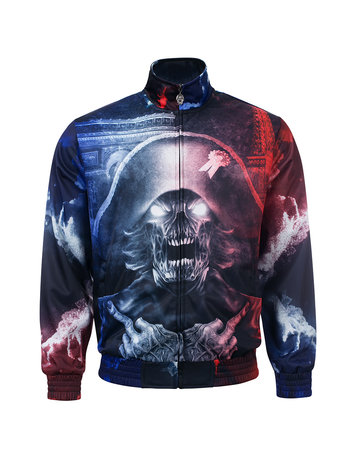 Frenchcore Frenchcore Track Jacket 'The Leader'