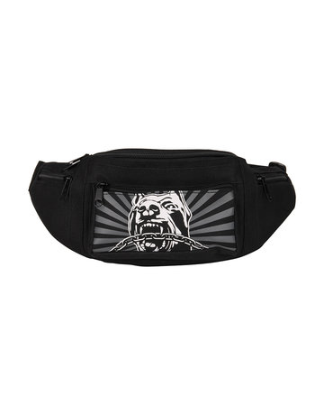 100% Hardcore 100% Hardcore Bum Bag 'Dog-1'