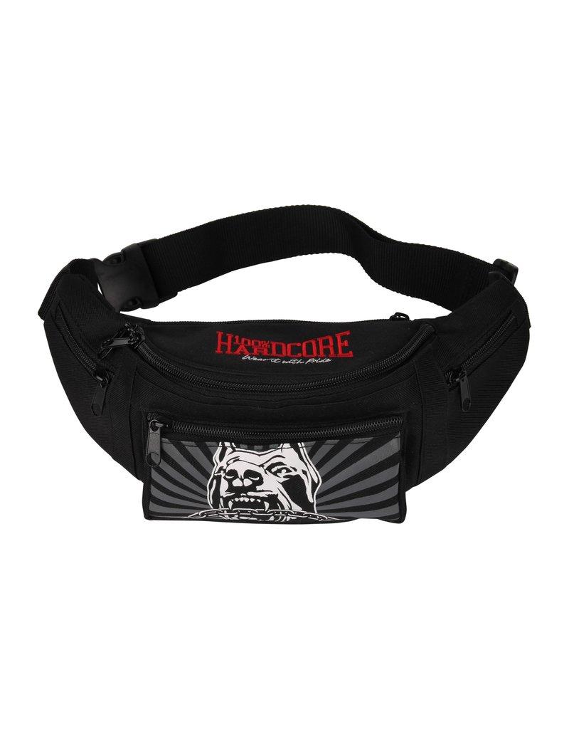 100% Hardcore 100% Hardcore Bum Bag 'Dog-1'