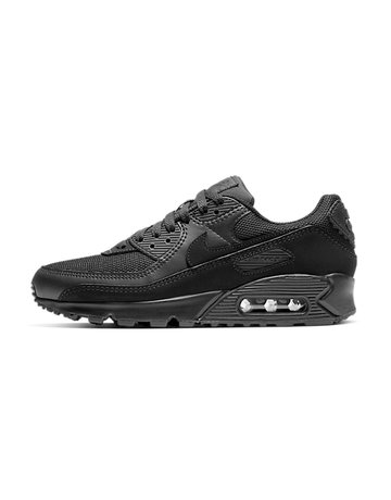 Nike Nike Air Max 90 WMNS Recraft 'Triple Black'