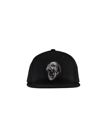 100% Hardcore 100% Hardcore Snapback 'Screaming Skull'