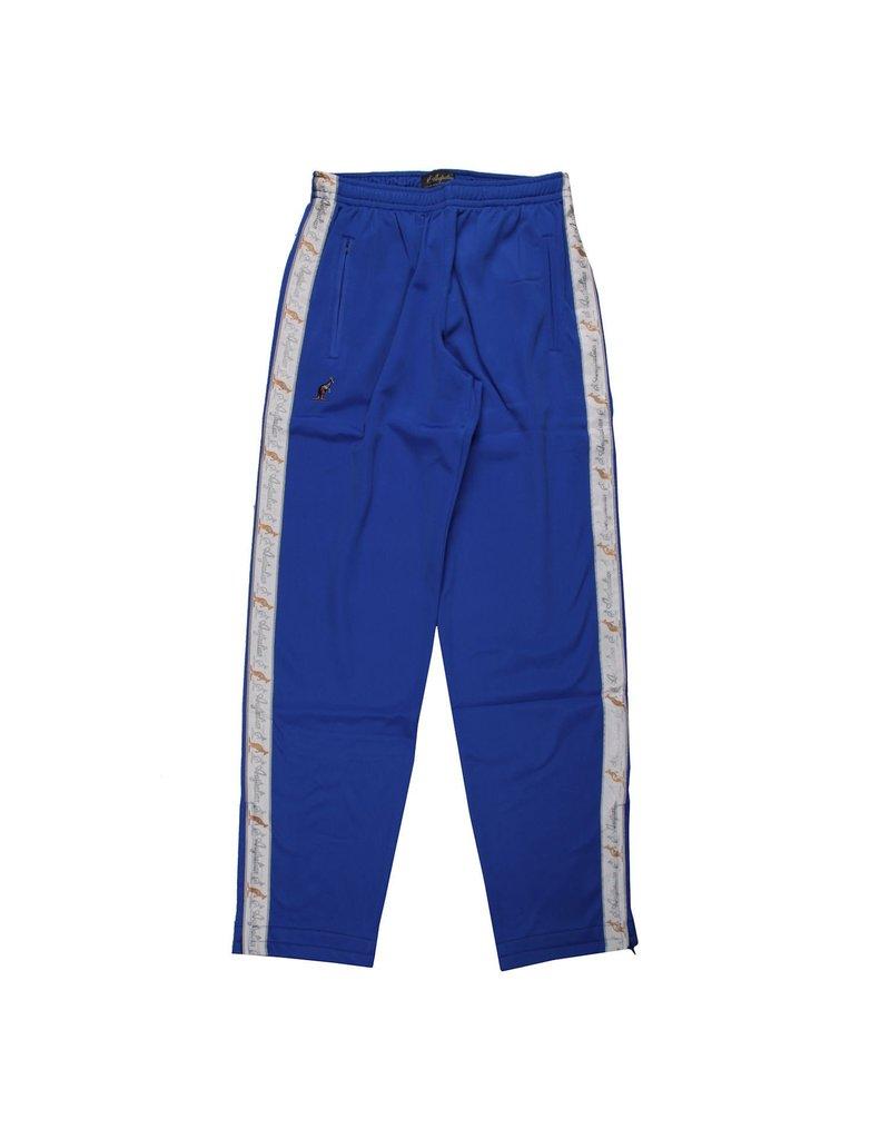 Australian Australian Track Pants with tape (Blue/White)