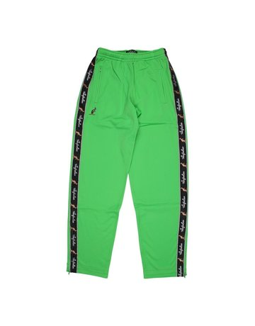Australian Australian Track Pants with tape (Kawasaki Green/Black)