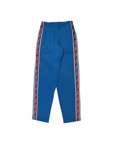 Australian Australian Track Pants with tape (Methil Blue/Red)