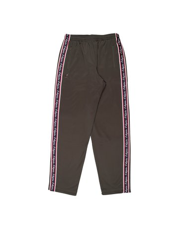 Australian Australian Track Pants with tape (Green/Red)