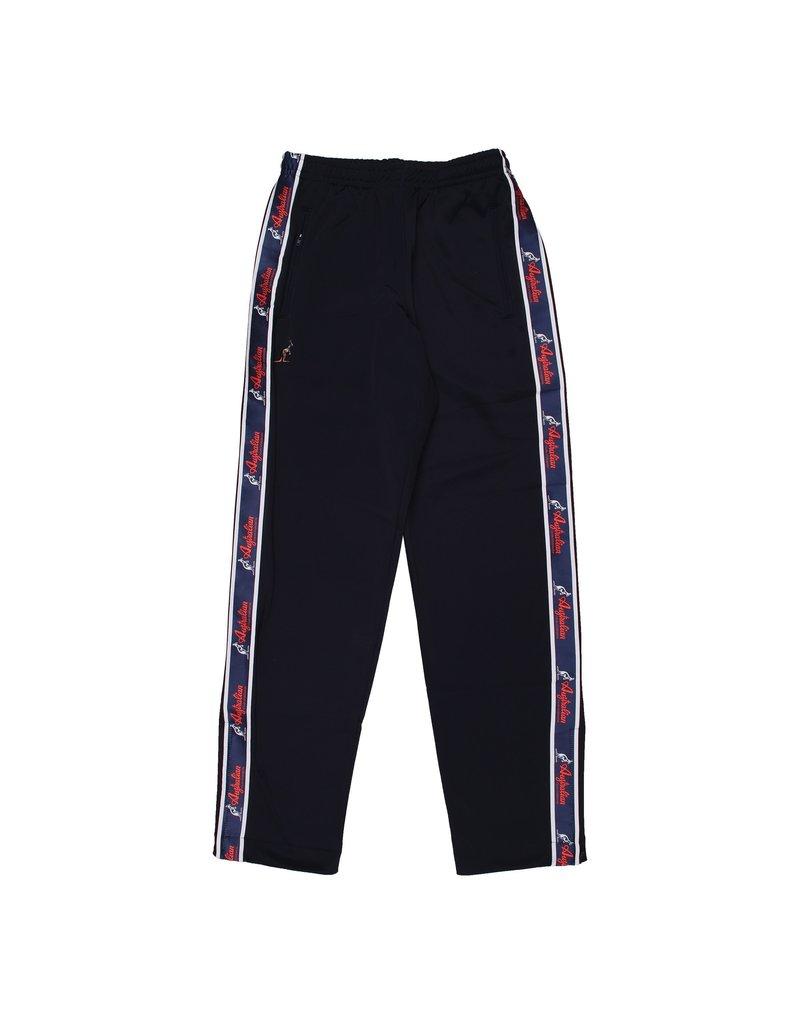 Australian Australian Track Pants with tape (Navy/Blue)