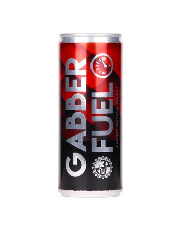 Gabberwear Gabber Fuel Energy Drink