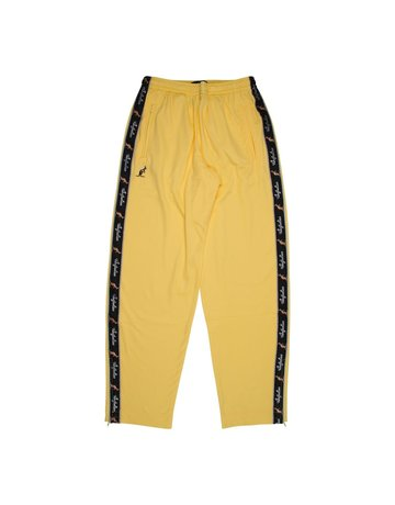 Australian Australian Track Pants with tape (Yellow/Black)