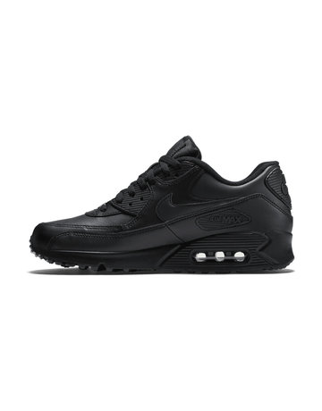 Nike Nike Air Max 90 Leather 'Black'