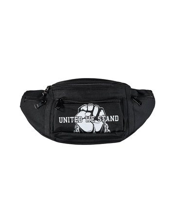 100% Hardcore 100% Hardcore Bum Bag 'United We Stand'