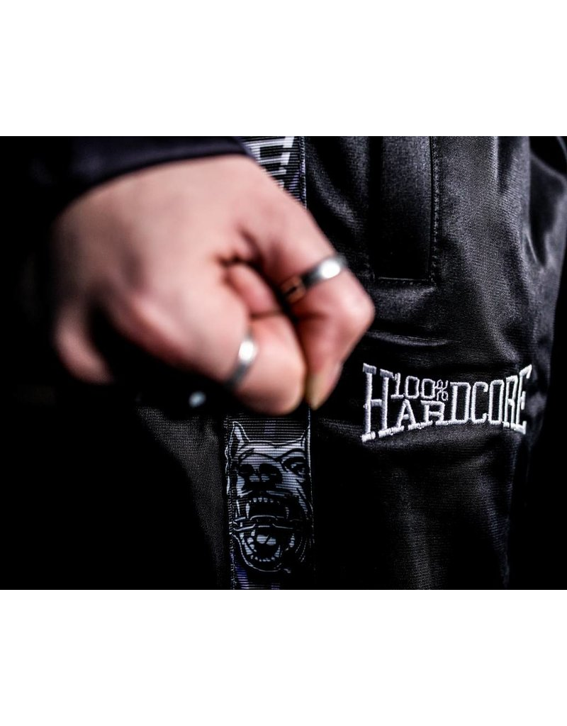 100% Hardcore 100% Hardcore Trainingsbroek 'Black'