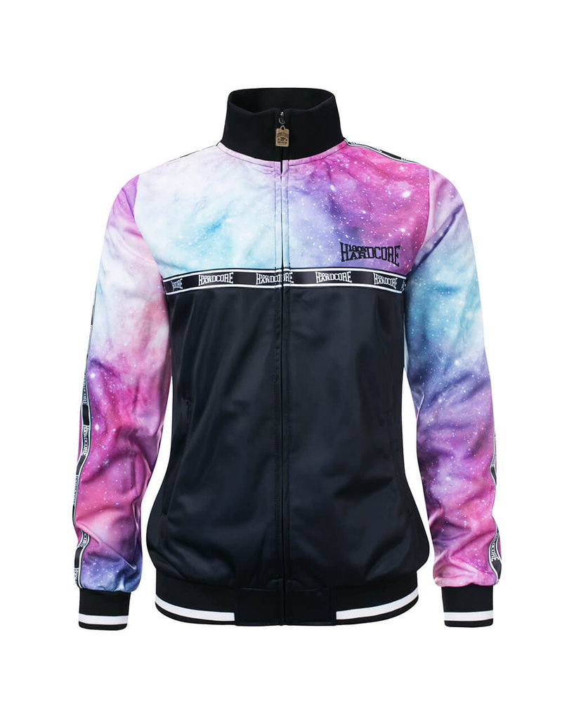 100% Hardcore 100% Hardcore Women Track Jacket 'Dream Stripe'