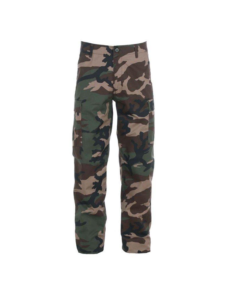 Fostex Garments Fostex Garments BDU Broek (Woodland)