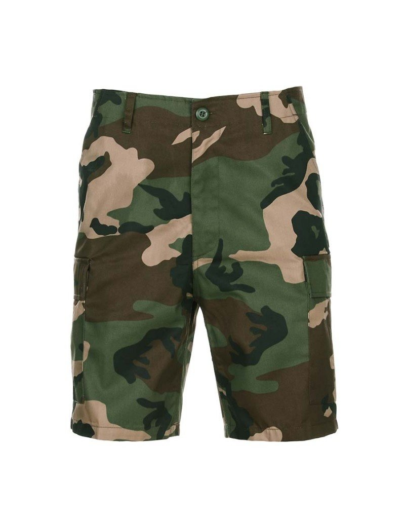 Fostex Garments Fostex Garments BDU Shorts (Woodland)