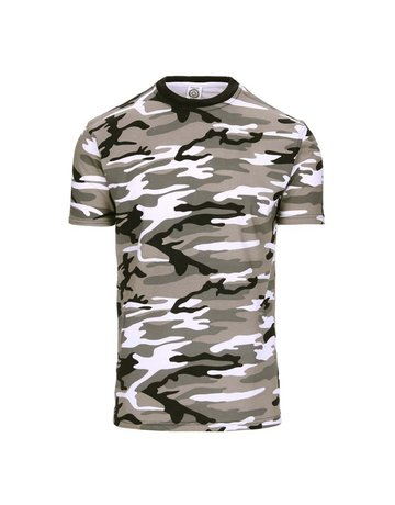 Fostex Garments Fostex Garments T-Shirt Fostee Camo (Urban)