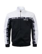 100% Hardcore 100% Hardcore Track Jacket 'Classic Black/White'