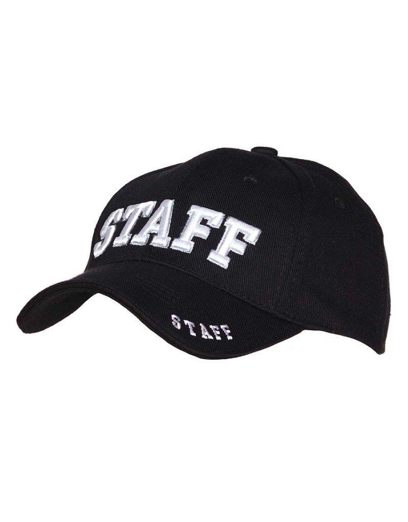 Fostex Garments Fostex Garments Baseball Cap 'Staff'