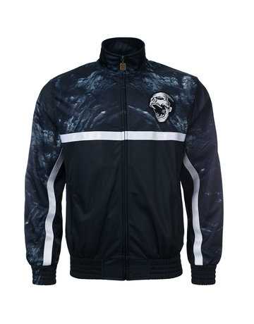 100% Hardcore 100% Hardcore Trainingsjacke 'Violent Scream'