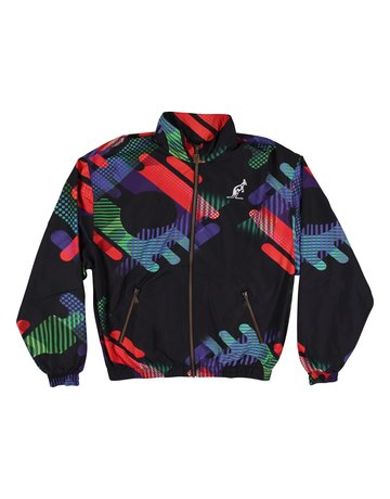 Australian Australian Trainingsjacke 'Giacca Smash' (Black/Multi)
