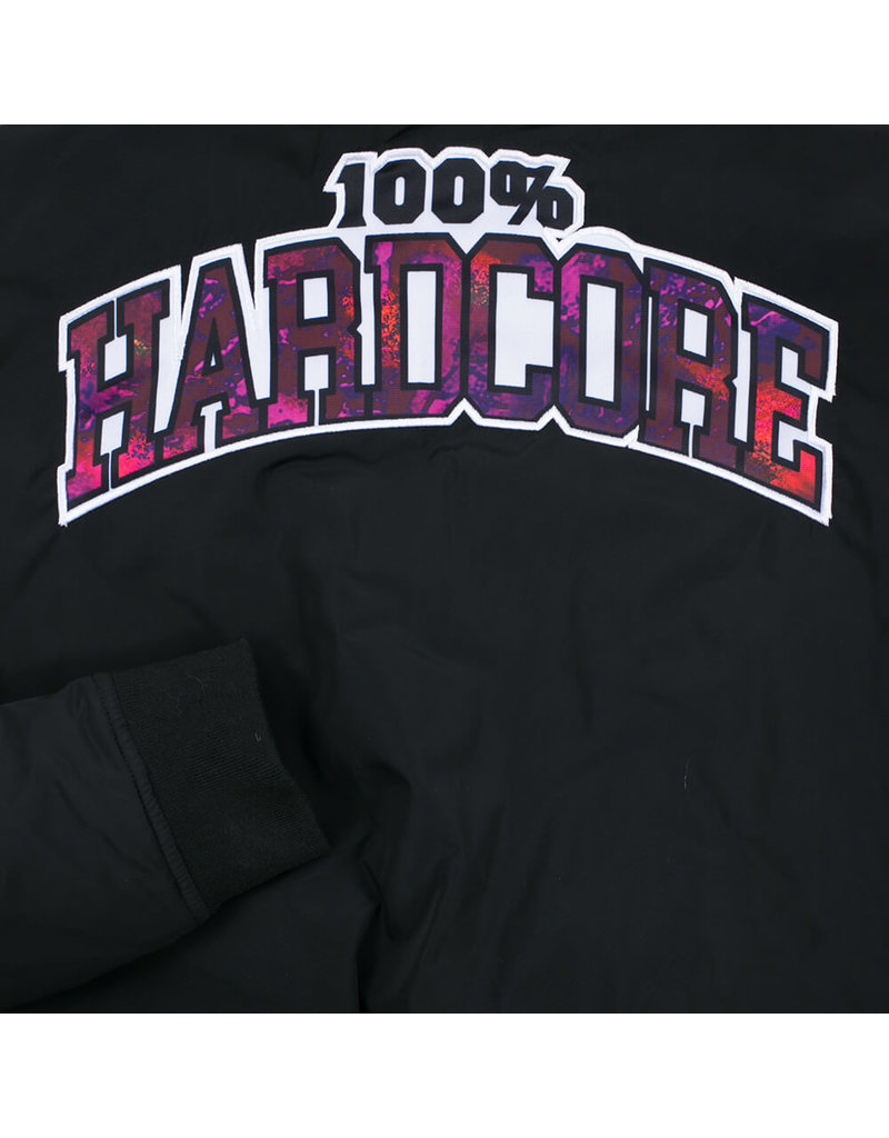 100% Hardcore 100% Hardcore Dames Bomber Jacket 'Sick Together'