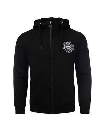 100% Hardcore 100% Hardcore Hooded Zipper 'Doberman'