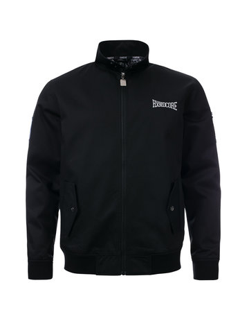 100% Hardcore 100% Hardcore Harrington Jacket 'Dog-1'