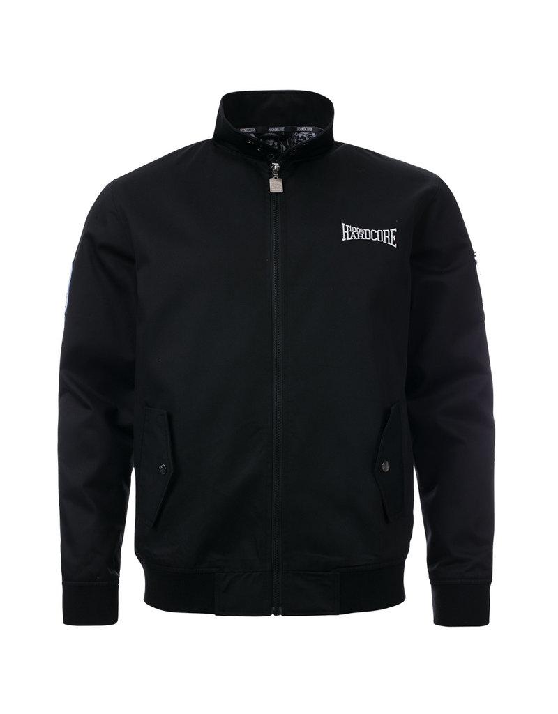100% Hardcore 100% Hardcore Harrington Jacket 'Dog-1'