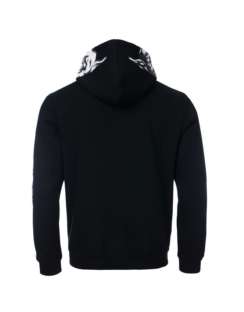 100% Hardcore 100% Hardcore Hooded Zipper 'Raged'
