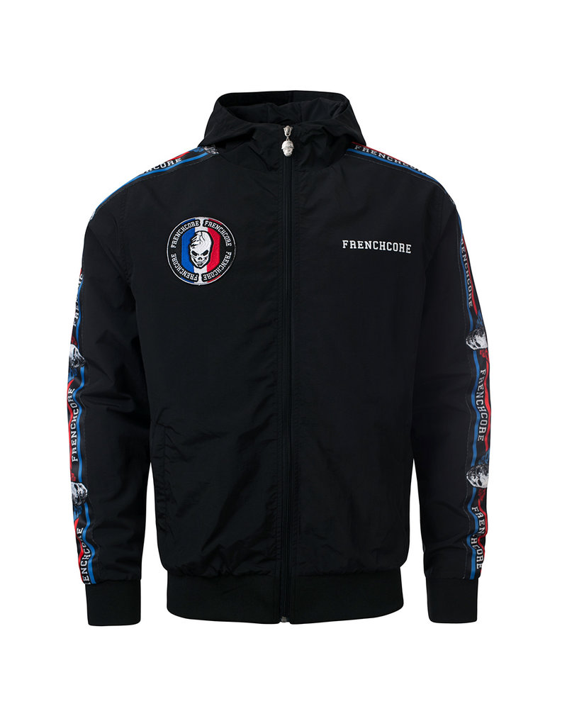 Frenchcore Frenchcore Luxe Windbreaker 'The Brand'