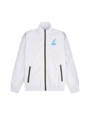Australian Australian Track Jacket Hard Court 'Giacca Smash' (White)