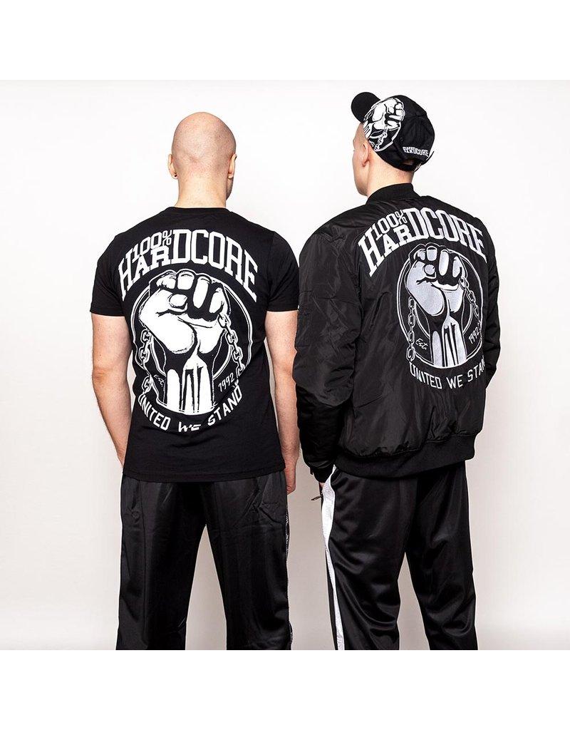 100% Hardcore 100% Hardcore T-Shirt 'United We Stand'