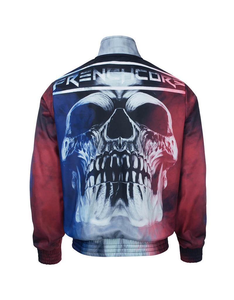 Frenchcore Frenchcore Track Jacket 'Smoked Skull'