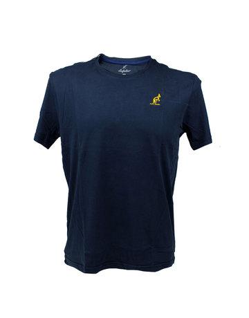 Australian Australian T-Shirt (Navy/Yellow)